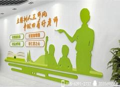 青岛城阳区形象墙文化墙设计制作安装