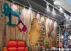 青岛市南区形象墙文化墙设计制作安装