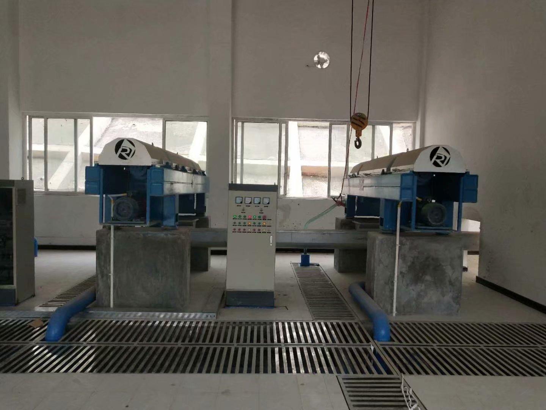 全自動紡織印染行業污水廢水處理設備 5