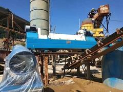 大功率打樁泥漿分離處理設備
