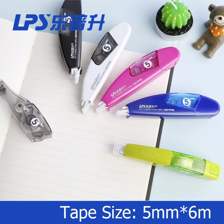Custom OEM Correction Supplies Products Refillable Correction Tape Pen Type No.T 3