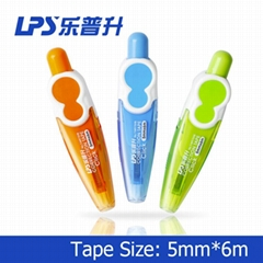 Pen Type Retractable Correction Tape No.T-W9759B Correction Pen