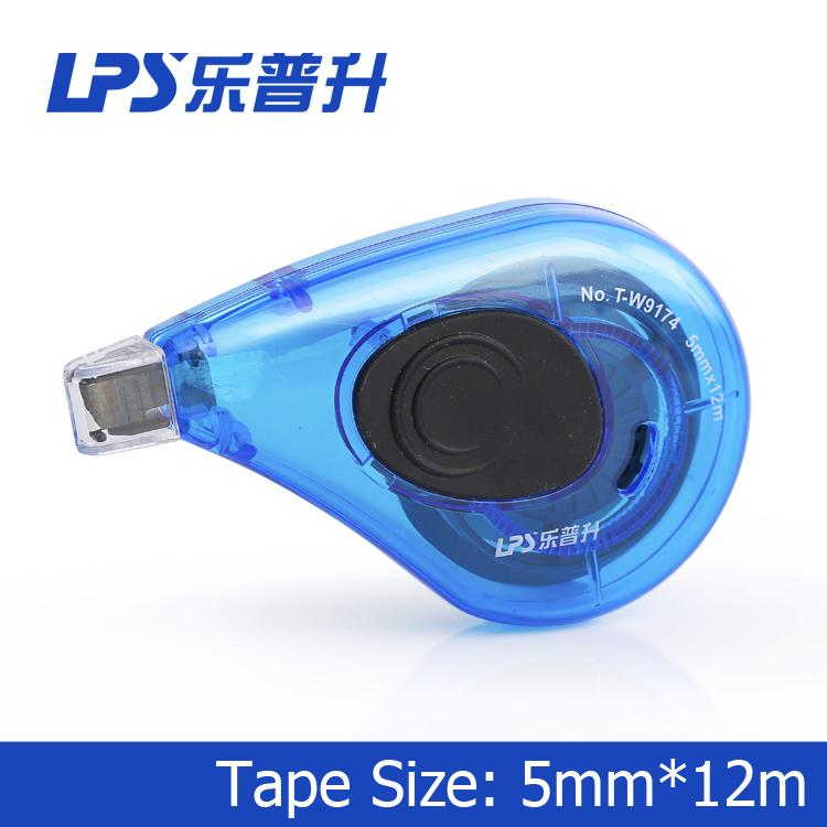 Colored Correction Tape Sideway School Correction Supplies Office Style Correcti 4