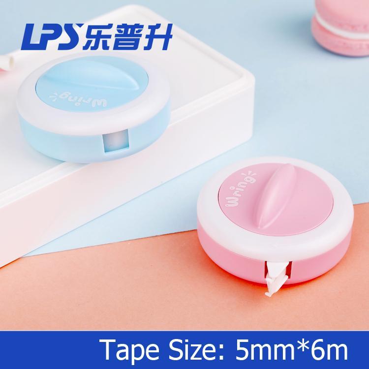 Kawaii Correction Tape Sweet Twister Cute Design Macaroon Color Student 1
