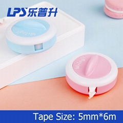 Kawaii Correction Tape Sweet Twister Cute Design Macaroon Color Student
