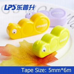 Kawaii Stationery Mini Correction Tape 6m For Student Correction Supplies Insect