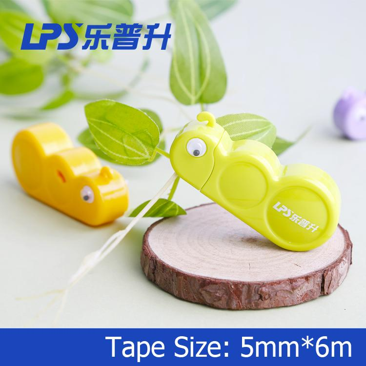 Kawaii Stationery Mini Correction Tape 6m For Student Correction Supplies Insect 3