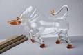 动物造型玻璃工艺酒瓶  2