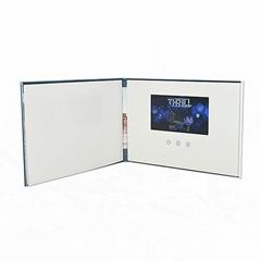 2.4'' LCD video brochure VGC-024