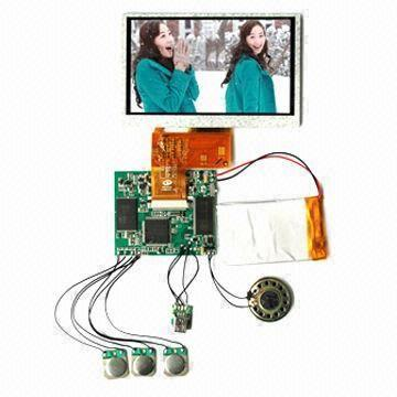 2.4''-10.1'' TFT LCD Video Module Components for Greeting Cards 1