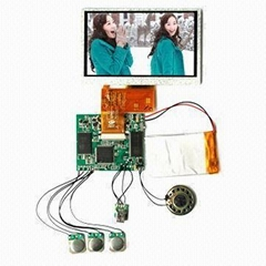 2.4''-10.1'' TFT LCD Video Module Components for Greeting Cards