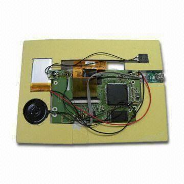 2.4''-10.1'' TFT LCD Video Module Components for Greeting Cards 2