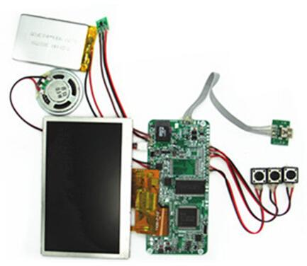 2.4''-10.1'' TFT LCD Video Module Components for Greeting Cards 4
