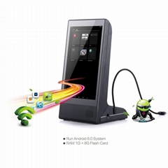 Funsuper WiFi Table Advertising Player Powerbank for Restaurants