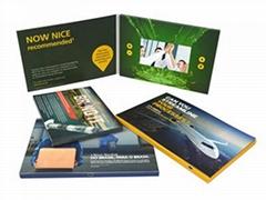 Funtek 4'' HD IPS Video Brochure Mailer Card VGC-040 for Brand Marketing