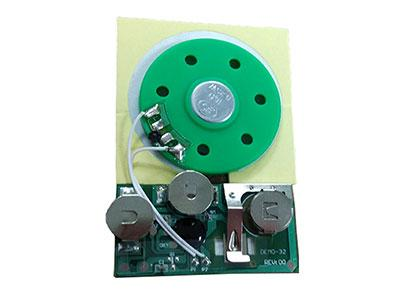 Pre-recording Sound Module for Greeting Cards with a SLIDER switch 2