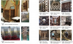 Stainless Steel Decoration Product