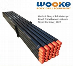 High Quality Standard API Seamless Steel Drill Pipes For Water Well Petroleum