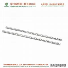 long inner coolant tungsten carbide