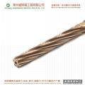 WTFTOOLS High precision customized tungsten carbide reamers for steel 3