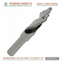 WTFTOOLS customized non-standard solid carbide composite step drilling bit 2