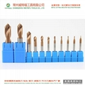 wtftools customized cemented carbide point spot drilling center drill bit 2