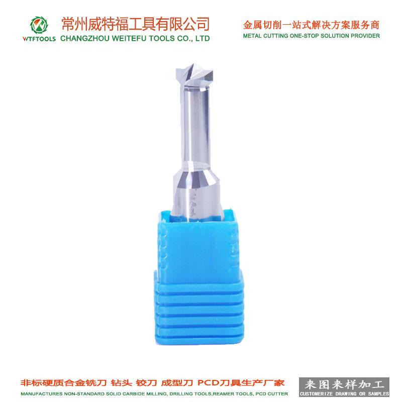 wtftools non-standard tungsten carbide drilling bit for copper aluminum 3