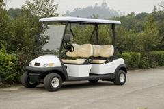 珠海大丰和4座电动高尔夫球车