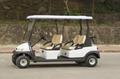 珠海大丰和4座电动高尔夫球车 2