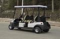 珠海大丰和4座电动高尔夫球车 3