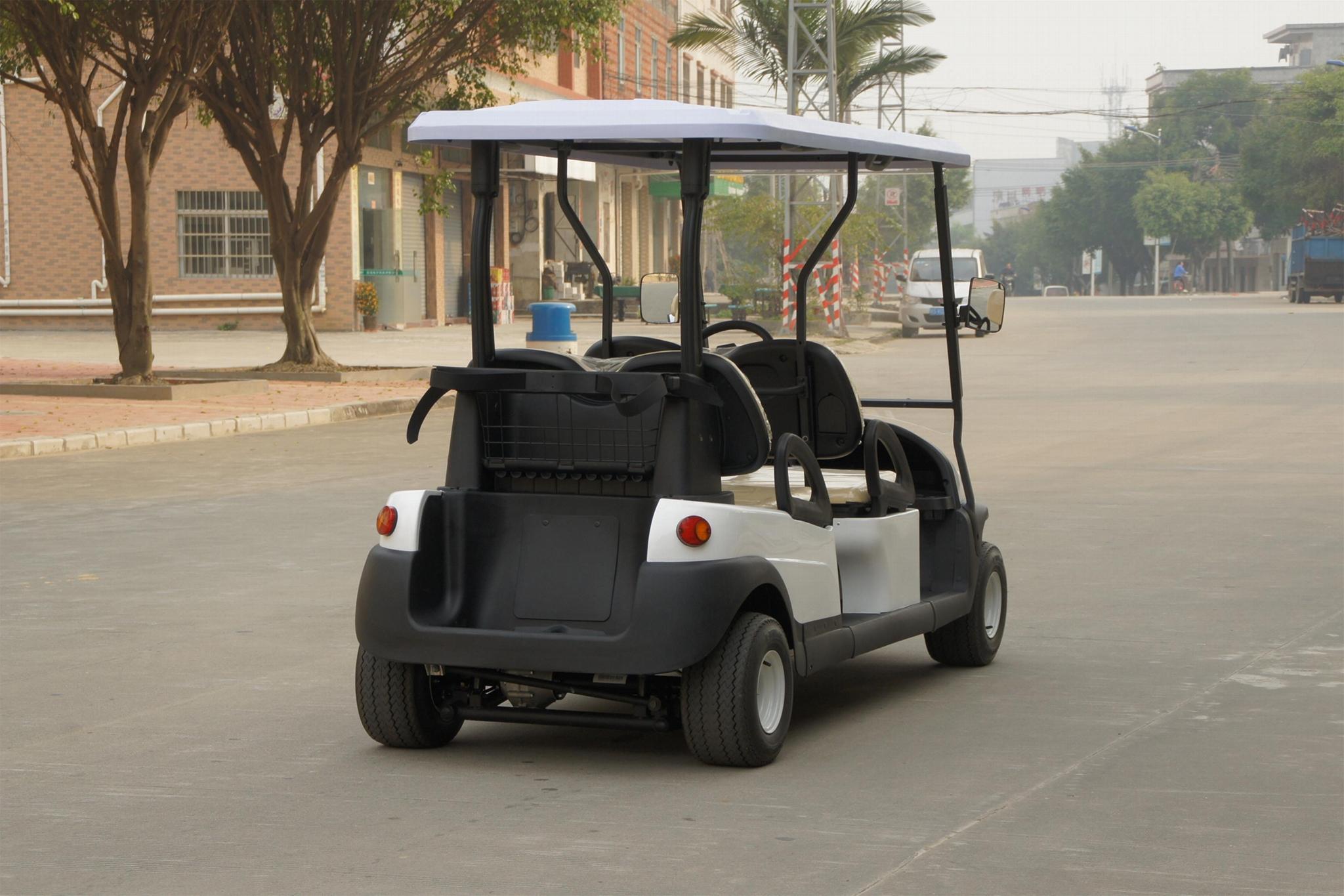 珠海大丰和4座电动高尔夫球车 4