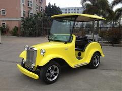 古典電動老爺車