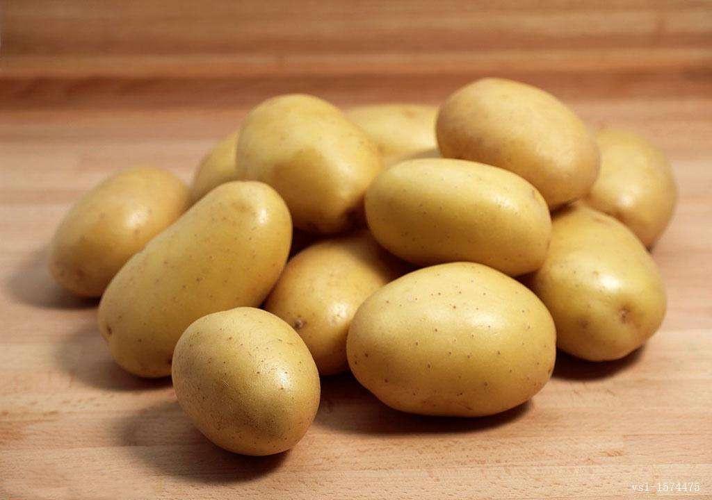 Organic New Harvest Fresh Potato 4
