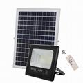 60w solar outdoor use flood light