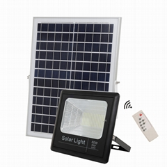 60w solar outdoor use flood light