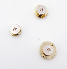 Custom Three Size Star Shape Design Rivets Decorative Rivets for Clothing