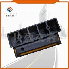 停車場橡塑定位器