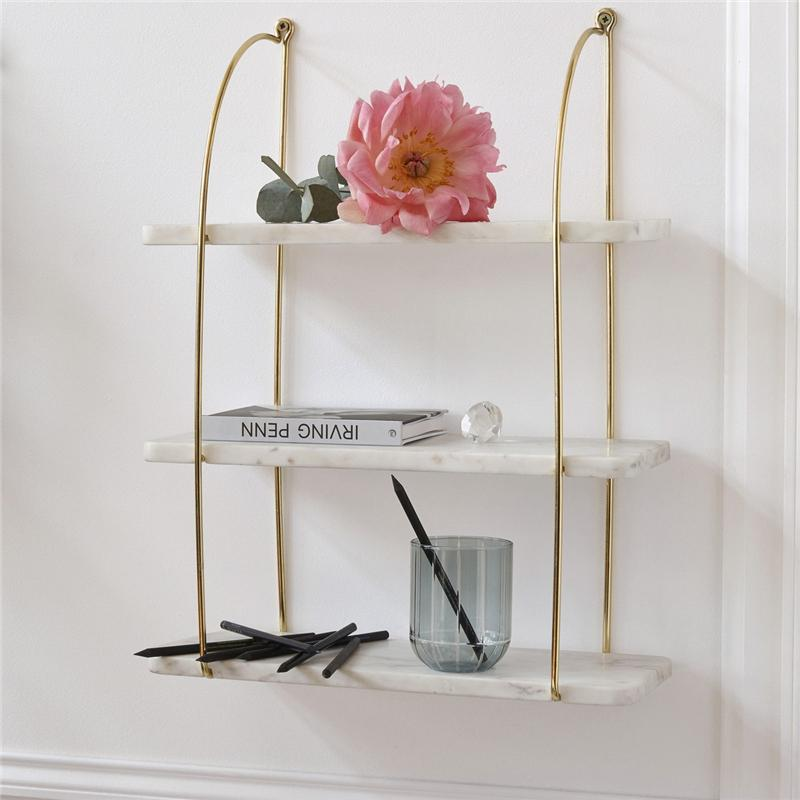 Top quality wall mounted floating she  es where to buy decoration wall shelf 3