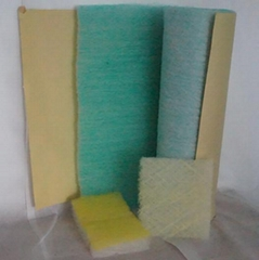 厂家直销玻璃纤维过滤棉 阻漆网 烤漆房地棉