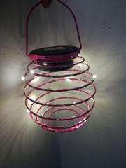 LED solar mini  lantern