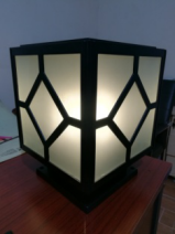 LED太阳能感应灯
