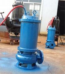 批发铰刀切割式潜水排污泵