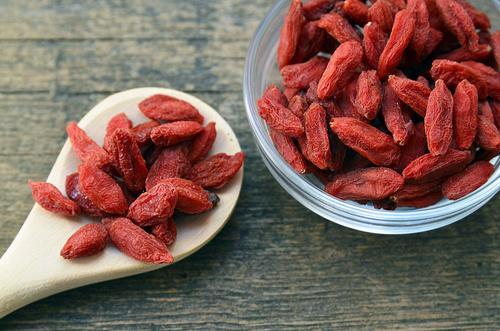 Dried Fruit Goji Berry Wolfberry 3
