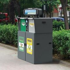 户外垃圾箱专业设计定制德艺