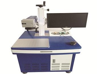 光纤激光打标机 1