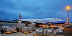 Air cargo shipment rates service from China to mumbai
