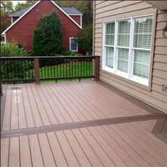 Best Quality WPC Decking Laminate Flooring
