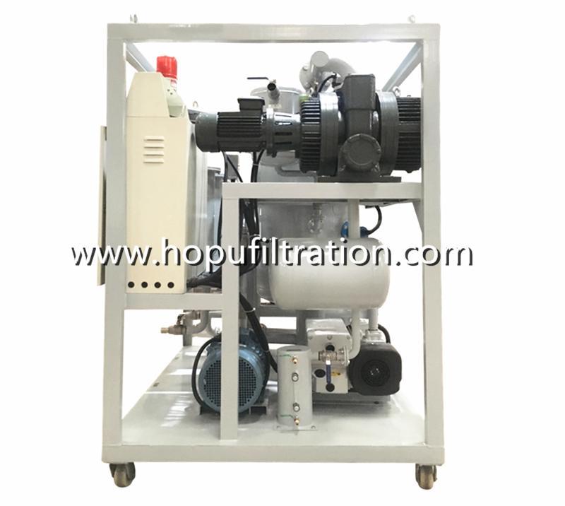 Vegetable Transformer Oil Filtration Plant 2