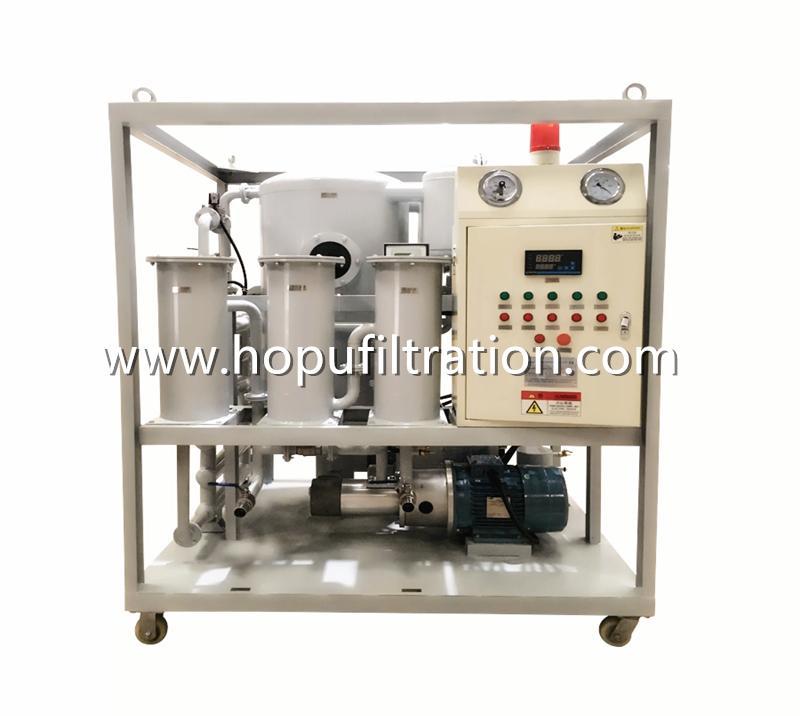 Vegetable Transformer Oil Filtration Plant 1