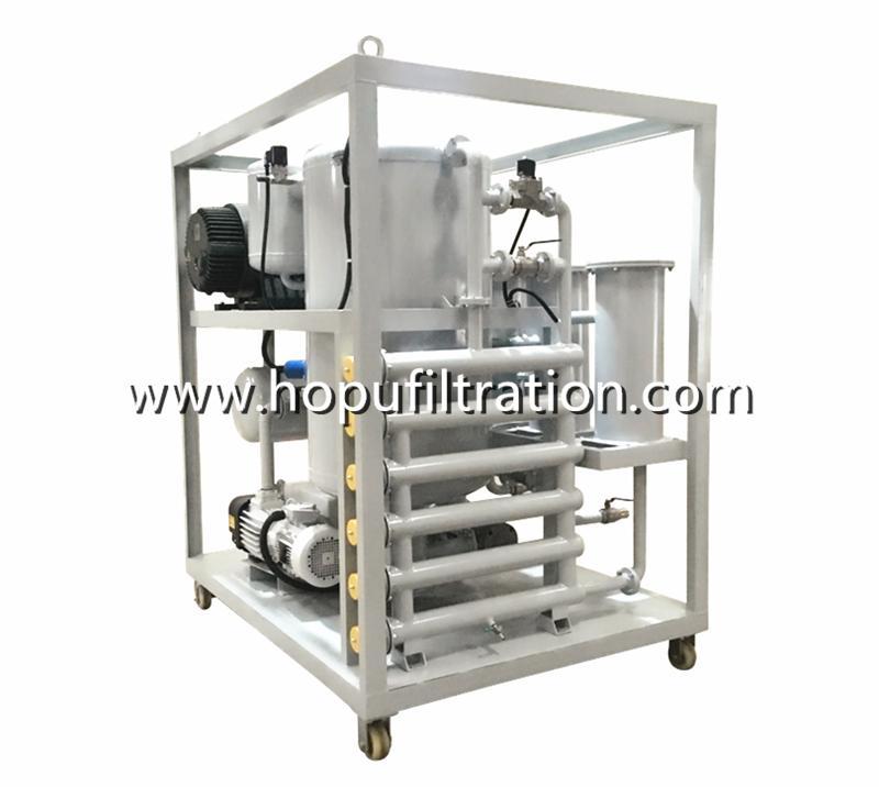 Vegetable Transformer Oil Filtration Plant 4